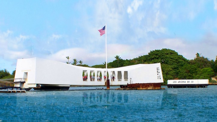Historic Pearl Harbor Package
